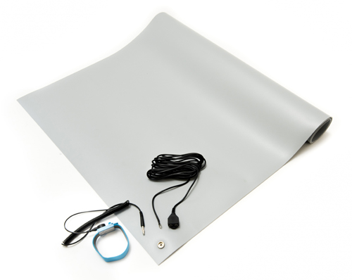 esd mat kit gray