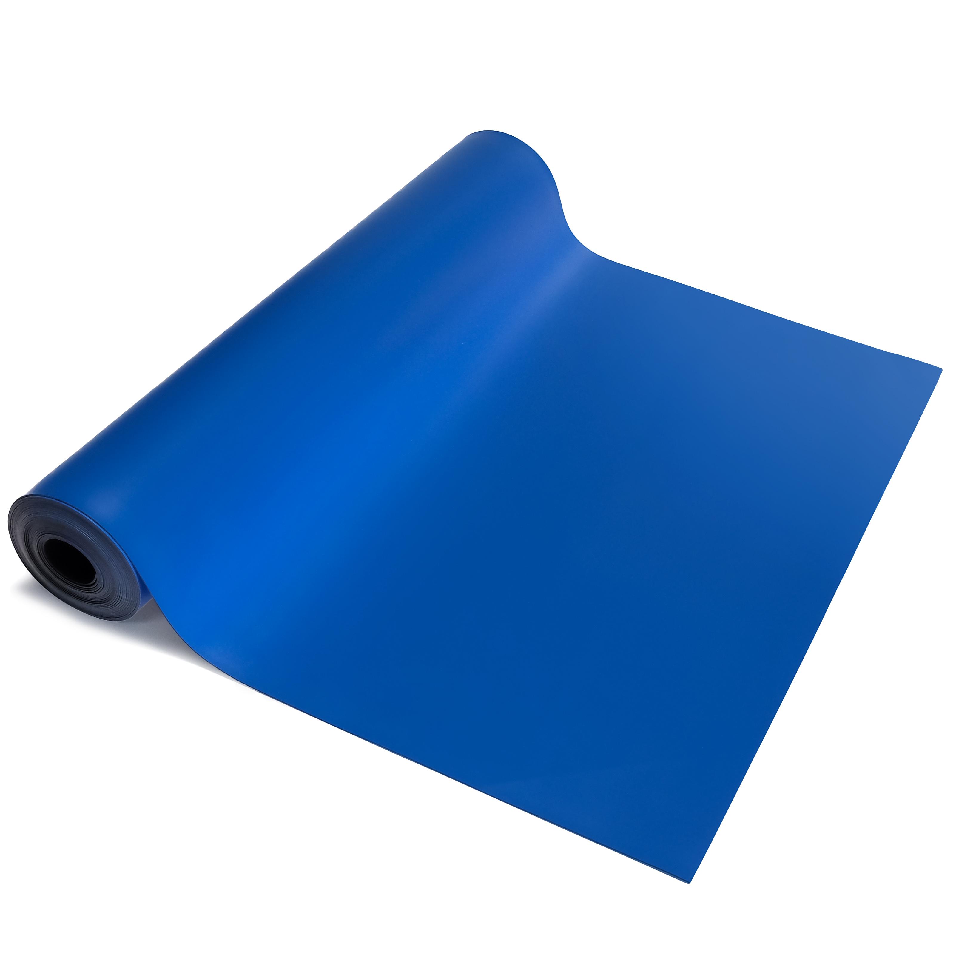 blue esd soldering rubber mat
